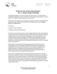 Read - David Suzuki Foundation