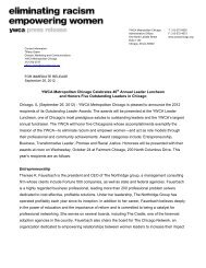 YWCA of Metropolitan Chicago - YWCA USA
