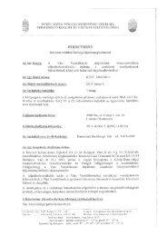 nominationAmvöLovl KÖRNYEZE'äNÉDE'LntL, - Vác