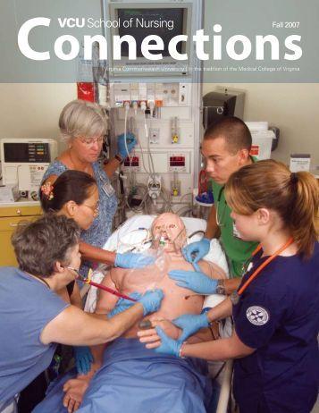 Fall 2007 - VCU School of Nursing - Virginia Commonwealth ...