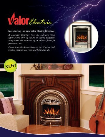 Electric Fron2t.ai - Cozy Homes Fireplaces