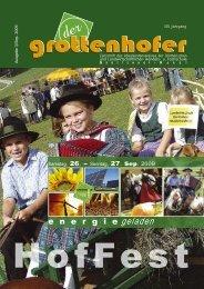 generalversammlung - Grottenhof-Hardt