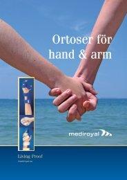 Hjälp för Hand och Arm (PDF) - Mediroyal