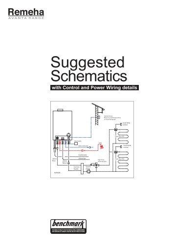 Avanta suggested schematics