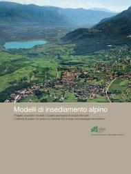 Alpine Siedlungsmodelle_ital.indd - Arge Alp Logo - Land Tirol