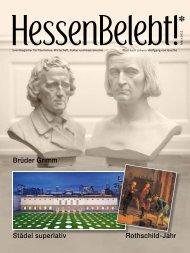 Rothschild-Jahr Brüder Grimm Städel superlativ