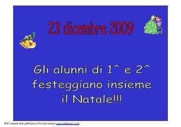 Festa Natale a scuola 2 - Icsfogazzaro.it