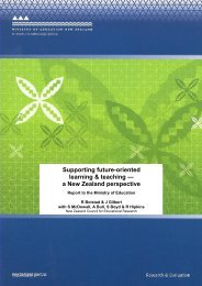Supporting future-oriented learning & teaching - Western Springs ...
