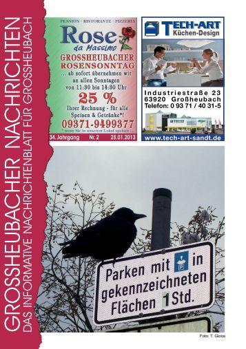 Großheubacher Nachrichten Ausgabe 02-2013 - STOPTEG Print ...