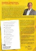 Folder Gemeinderatswahl 2012 - bei der SPÖ Trausdorf - Page 2