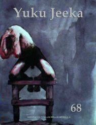 Leer versión digital del Número 68 de Yuku Jeeka - Dirección ...