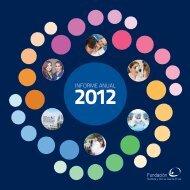 Informe Anual 2012 - Hospital San José Tec de Monterrey