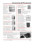 View Entire Supplies Section - Pianotek Supply Company - Page 7