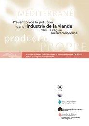 industrie de la viande - Regional Activity Centre for Cleaner ...