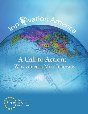 Why America Must Innovate - 2007