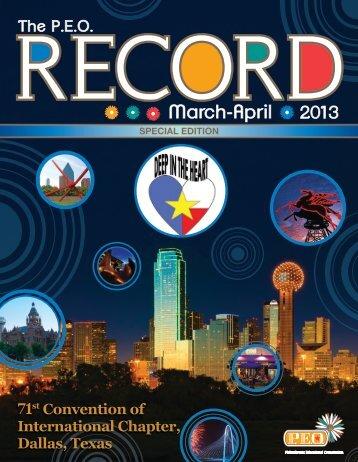March-April - PEO International