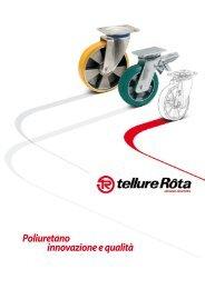 Catalogo Ruote in Poliuretano - Tecnica Industriale S.r.l.