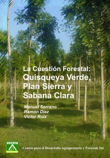 La Cuestión Forestal - CEDAF