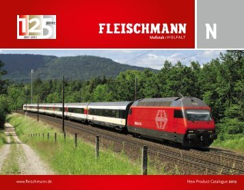 Time travel with Fleischmann. - Modellismo ferroviario
