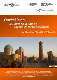 Programme détaillé (PDF 470 KB) - SERVRail