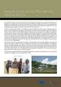 DISASTER REDUCTION PROGRAMME - SOPAC - Page 7