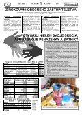 Súčanský hlásnik 2010 číslo 1 (pdf) - Horná Súča - Page 6