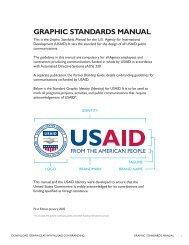 GRAPHIC STANDARDS MANUAL - Agecin