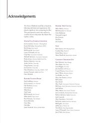 Acknowledgements - VHB.com