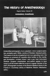 Download PDF - Wood Library-Museum of Anesthesiology
