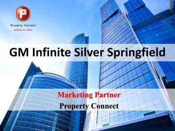 GM Infinite Silver Springfield - Property Connect Search ...