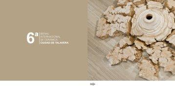bienal internacional de cerámica ciudad de talavera - ISOTools