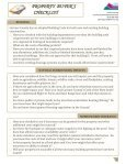 PROPERTY BUYER'S CHECKLIST - About Larimer County - Page 2