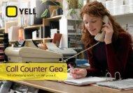 Call Counter Geo™ - Yell