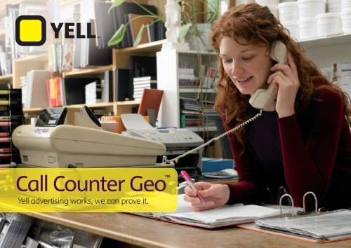 Call Counter Geo™ - Yell