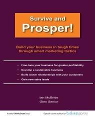 Survive and Prosper! - Ask a question - Business.govt.nz