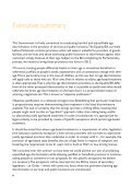 Equality Bill: Making it work Ending age discrimination in services ... - Page 6