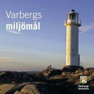 Varbergs miljömål