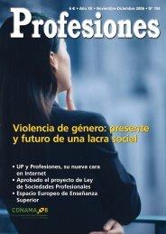 Violencia de género: presente y futuro de una lacra social - Revista ...