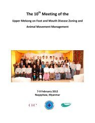Recommendations and Group Photo - OIE Asia-Pacific