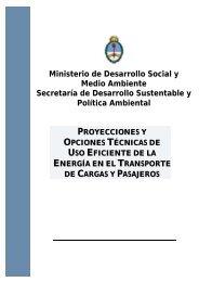 uso eficiente de la energía en el sector transporte - Áreas de Gestión