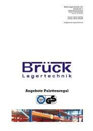 Angebote Palettenregal - Hochregallager.de