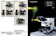 BXWI Brochure - Olympus Australia
