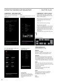 Innvendig skiltprogram Forsvaret - Forsvarsbygg - Page 6