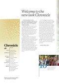 Chronicle - Communications - University of Canterbury - Page 2
