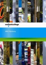 MBO Rijnsburg - Wellantcollege