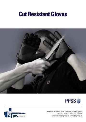 Cut Resistant Gloves - JBS Group