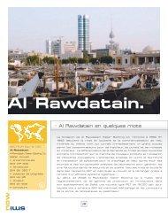 AL-RAWDATAIN WATER BOTTLING CO. - Kuwait