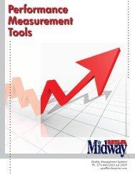 Performance Measurement Tools [pdf] - MidwayUSA