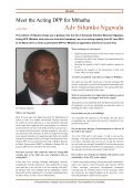Khasho July 2010 - National Prosecuting Authority - Page 7