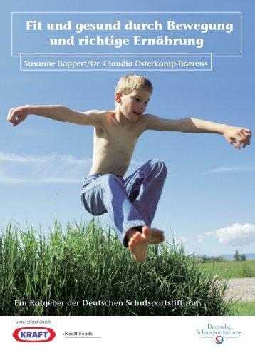 Fit und gesund durch Bewegung und richtige ... - Kraft Aktiv Leben